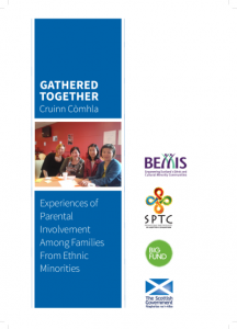1 - Experiences of Parents from Ethnic Minorities Report