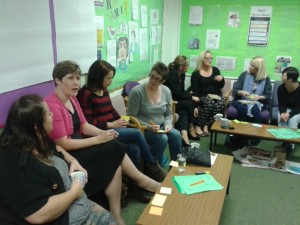 Parent Council training- Rimbleton Fife